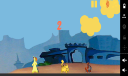 The Running Pikachu Pokemon screenshot 3/3