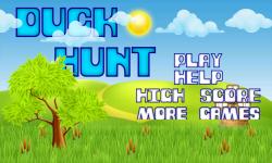 Duck Shooter Duck Hunting screenshot 1/6