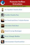 Famous Indian Scientists screenshot 2/3