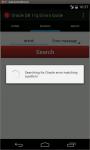 Oracle DB 11g Errors Guide screenshot 3/5