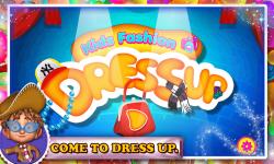 Kids Fashion Dressup screenshot 1/6