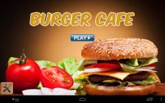 Burger Cafe screenshot 1/6