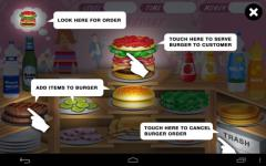 Burger Cafe screenshot 2/6