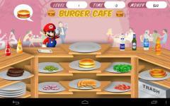 Burger Cafe screenshot 5/6
