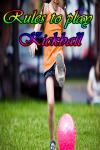 Rules to play Kickball screenshot 1/3