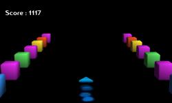 Cube Rocket 3D screenshot 1/4