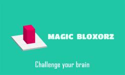 Magic Bloxorz screenshot 1/4