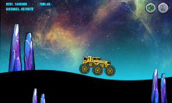 Galactic Racer screenshot 1/4