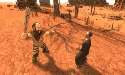 Gnome Warrior Simulation 3D screenshot 1/6
