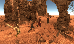 Gnome Warrior Simulation 3D screenshot 4/6