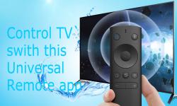 Smart Univeral TV Control screenshot 1/5