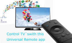 Smart Univeral TV Control screenshot 2/5