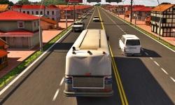 City Bus Traffic Racer screenshot 1/4