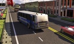 City Bus Traffic Racer screenshot 2/4