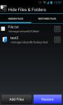 file hide hot screenshot 1/6