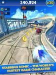 Sonic Dash overall screenshot 3/6