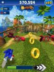Sonic Dash overall screenshot 5/6