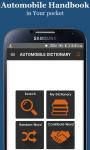Automobile Dictionary  screenshot 1/6