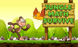 Jungle Math Survive screenshot 1/6