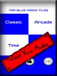 Blue Piano Tile screenshot 1/6
