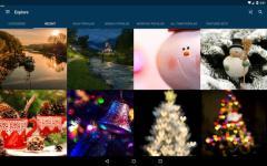 Backgrounds HD Wallpapers total screenshot 2/6