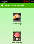 Florida Shroom Handbook screenshot 1/2