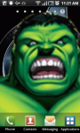 The Hulk Live Wallpaper screenshot 2/3