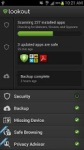 Lookout Security & Antivirus screenshot 5/6