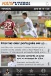 Mais Futebol Premium screenshot 1/1