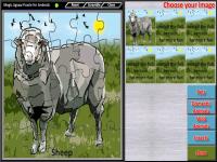 Magic Jigsaw Puzzle Lite screenshot 3/5