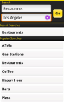 Yellow Pages for Android screenshot 1/1