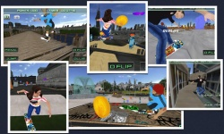 Skateboarding3D screenshot 3/3