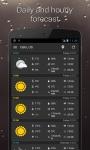 UNIWeather - Weather in pocket screenshot 2/6