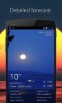UNIWeather - Weather in pocket screenshot 3/6