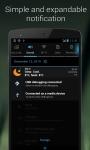 UNIWeather - Weather in pocket screenshot 5/6