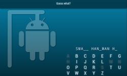 Smart Hangman HD Free screenshot 5/6