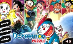 Doraemon Puzzle-Sda screenshot 1/4