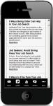 Job Search Tips screenshot 2/4