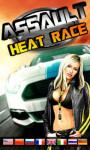 Assault Heat Race – Free screenshot 1/6