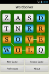 Word Solver Classic screenshot 1/6