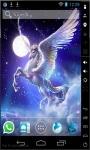 Pegasus Flying Live Wallpaper screenshot 1/2