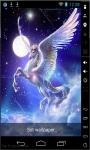 Pegasus Flying Live Wallpaper screenshot 2/2