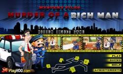 Free Hidden Object Games - Murder of a Rich Man screenshot 1/4