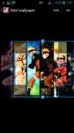 Naruto Sharingan HD Wallpaper screenshot 3/4