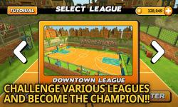 Street Dunk 3 on 3 Basketball screenshot 3/6