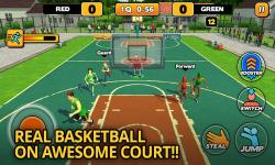 Street Dunk 3 on 3 Basketball screenshot 4/6