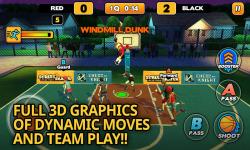Street Dunk 3 on 3 Basketball screenshot 5/6