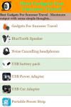 Best Gadgets For Summer Travel screenshot 2/3