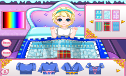 Baby Elsa Patchwork Blanket screenshot 2/3