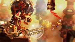 Rayman Fiesta Run star screenshot 3/6